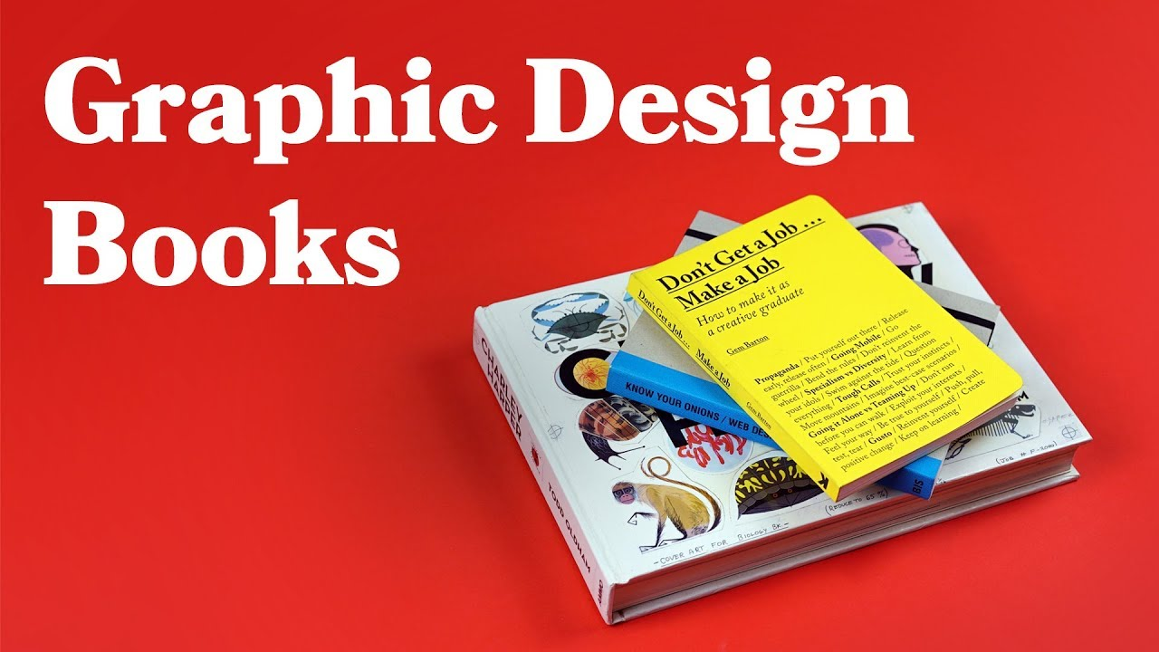 Graphic design books 1 freelancing tips beginners web design graphic design books 1 freelancing tips beginners web design minimal illustration solutioingenieria Choice Image